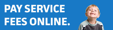 Pay Service Fees online